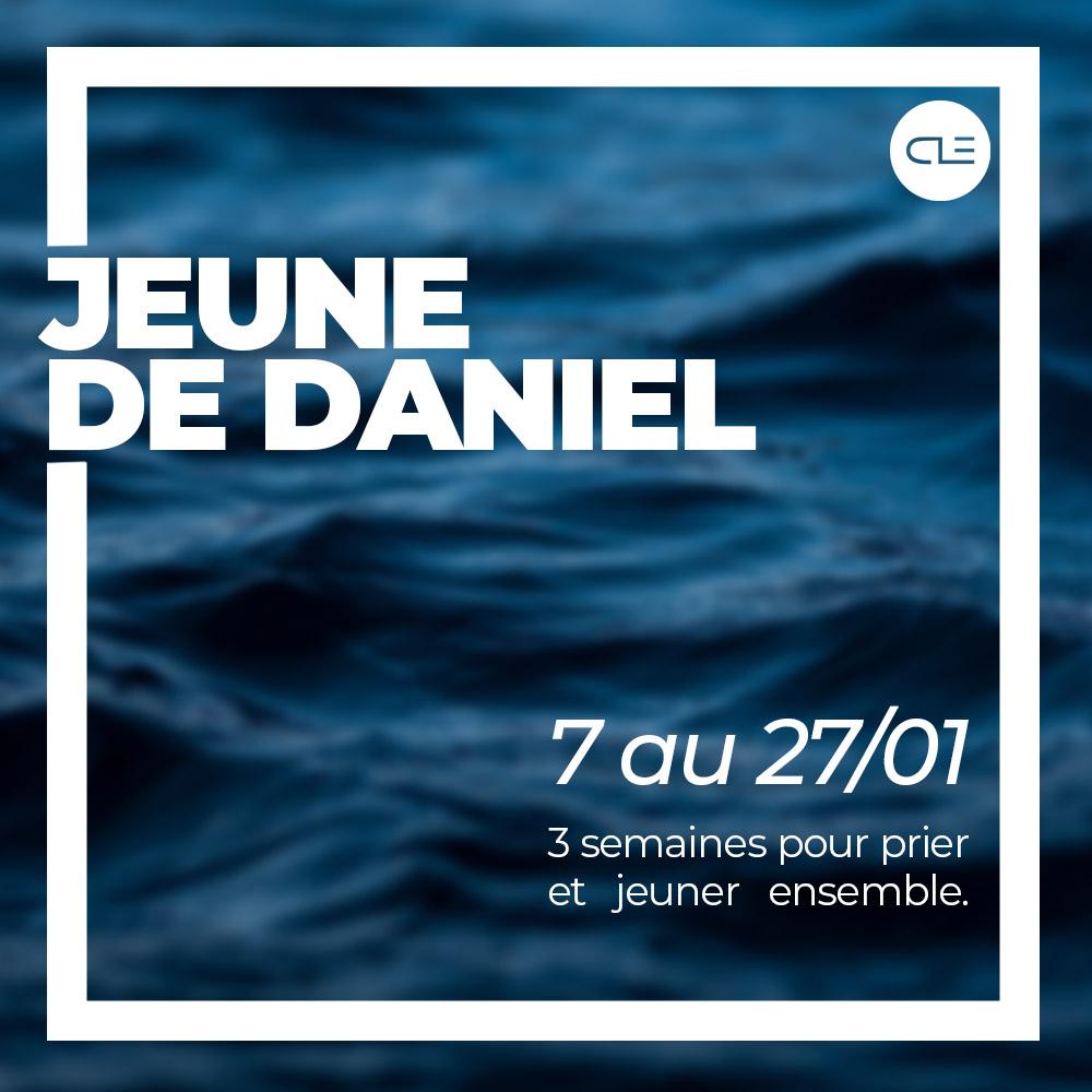Jeune de Daniel Eglise CLE 2019