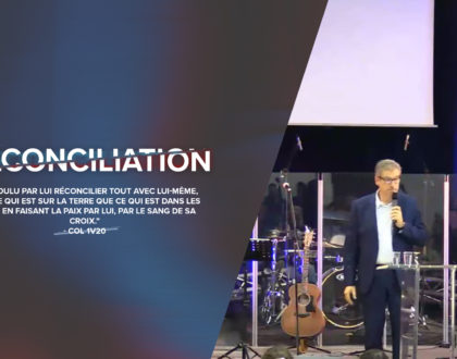 Introduction RECONCILIATION