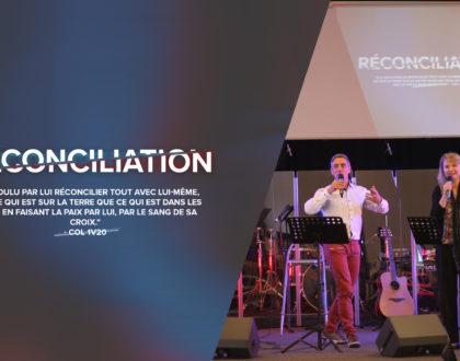 Se réconcilier avec Dieu