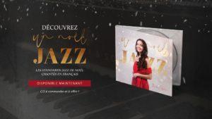 Cover de l'album Noel en Jazz de Melody MEGNE