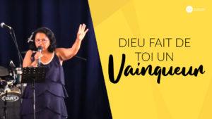 Cover prédication de Nirina Ratefinanahary à l'église Clé de Montpellier