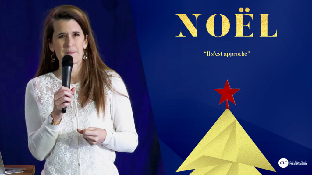 Cover de la prédication de Anne Mourot le 13/12/2020 à Noel