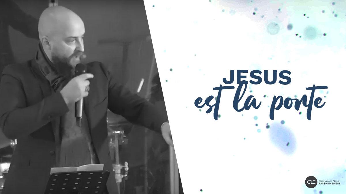 Jesus est la porte