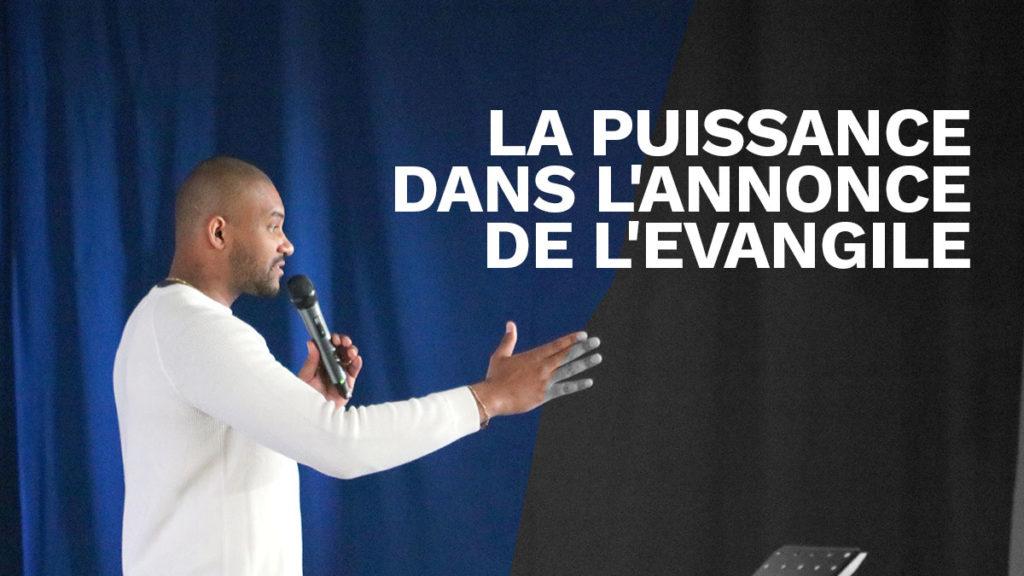 Predication d'Alfred Groussiaut à l'église Clé à Montpellier le 18 Avril 2021
