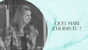 Cover Message d'Anne Mourot Quel Mari choisis-tu ?