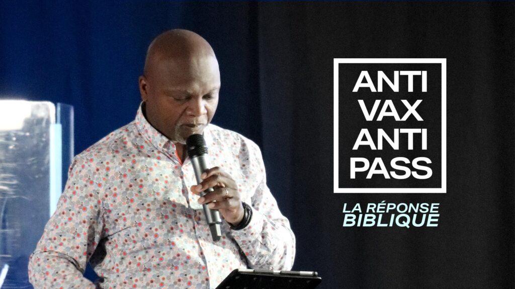 Cover image Antivax et la Bible